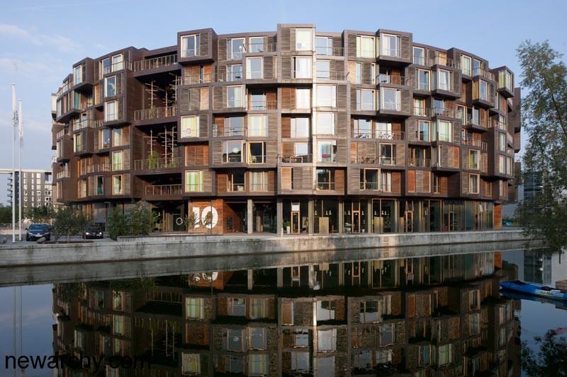 tietkenkollegiet-circular-residence-student-dorm-copenhagen-denmark-2