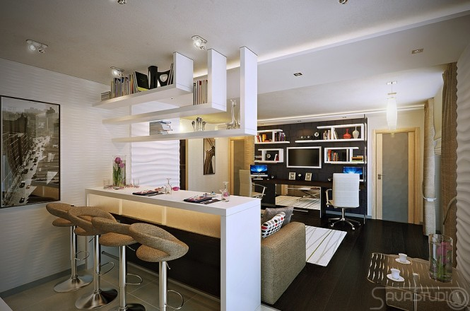 WHite-open-plan-kitchen-lounge-665x440