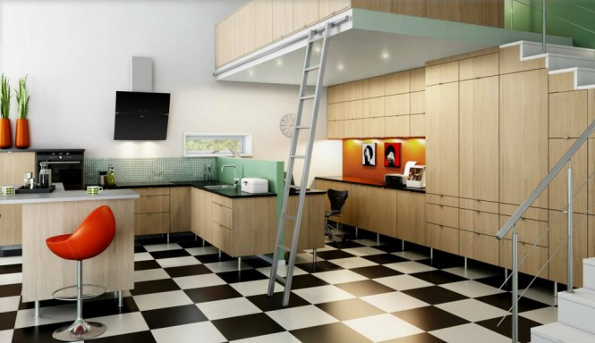 glamorizing-Norwegian-kitchen-centered-floor-plan-665x384