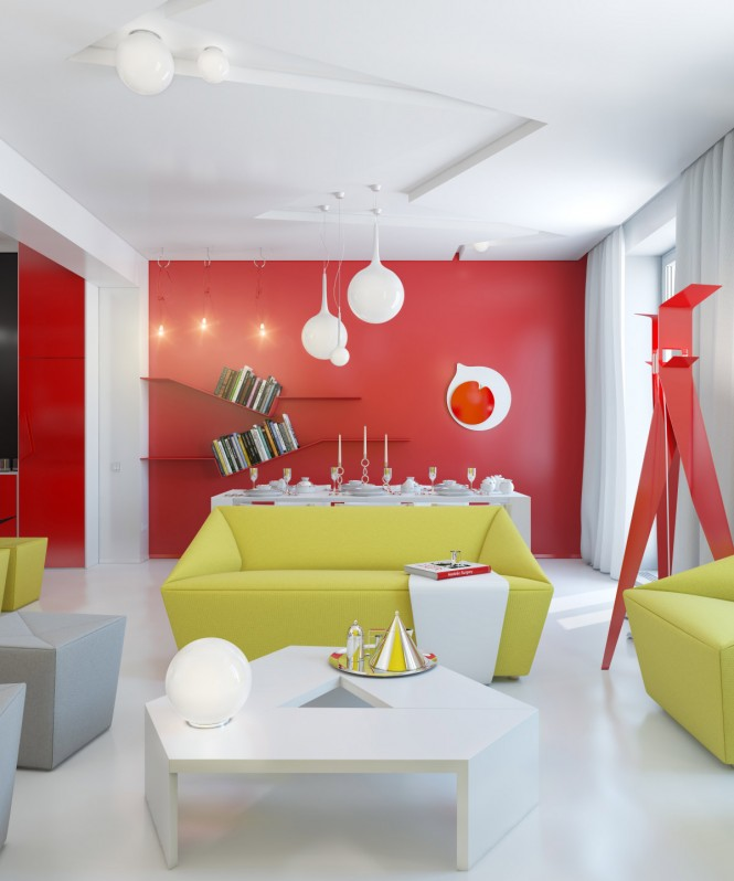red-white-yellow-open-plan-living-space-665x798