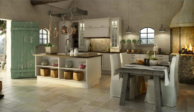 rustic-Norwegian-kitchen-665x384